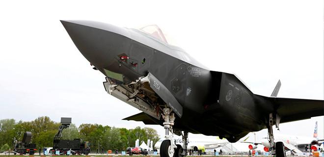 ABD kaza sonrası tüm F-35 savaş uçağı filosunun uçuşlarını durdurdu