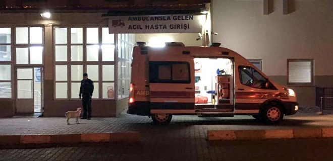 Ardahan'da yatılı okulda üzerine dolap düşen öğrenci öldü