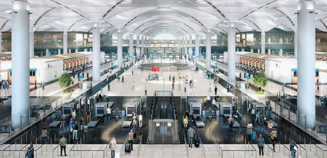 Yeni Havalimanı'nda ilk uçuşlar belli oldu