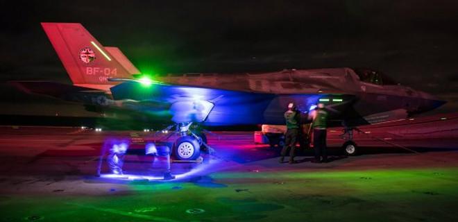 ABD ve İsrail F-35 uçuşlarını durdurdu