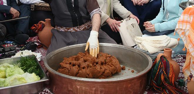 Adıyaman çiğ köfte festivali bugün başlıyor