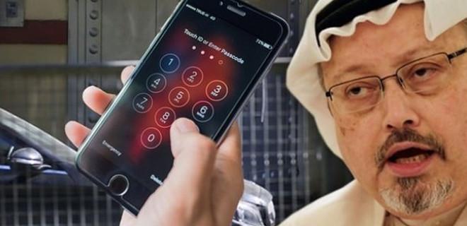Cemal Kaşıkçı'nın telefon şifresi kırılamadı!
