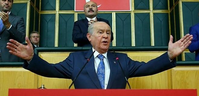 Devlet Bahçeli'den CHP'ye: Atatürk kim siz kimsiniz