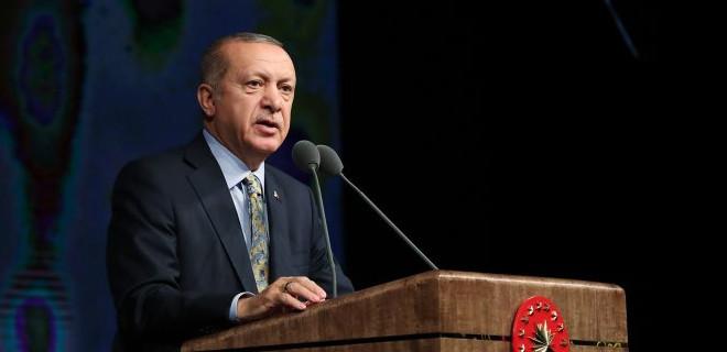 Erdoğan: FETÖ yargıda bitmedi, daha var