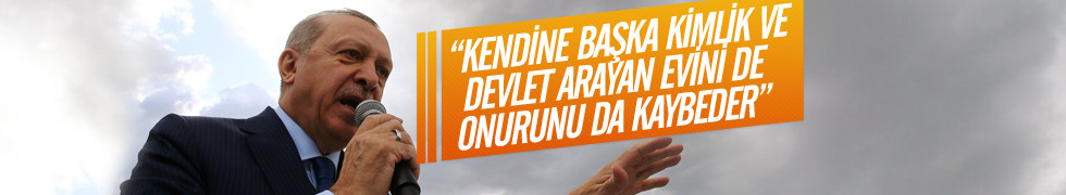 Erdoğan, Diyarbakır'da: Kılıcınız keskin, kaleminiz güçlü olacak