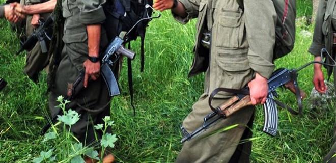Gri kategorideki terörist öldürüldü…