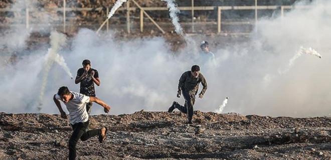 İsrail bir Filistinliyi daha şehit etti...
