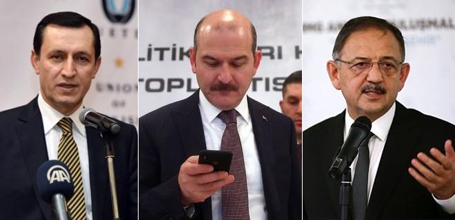 Kulisler bunu konuşuyor! AK Parti'de Ankara için 4 isim...