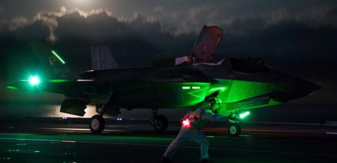 'Deniz Kuvvetleri Komutanlığı F-35 alacak'