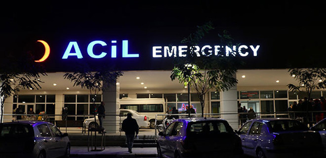 21 asker hastaneye kaldırıldı!