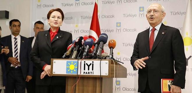Meral Akşener: CHP ile 9 büyükşehiri konuşuyoruz