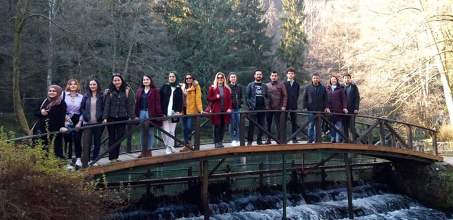 Dereceye giren öğrencilere 'Bosna' gezisi ödülü
