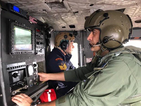 Ege Denizi'nde operasyon!