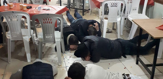 Ankara'da böyle yakalandılar!