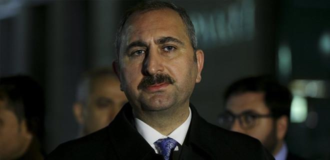 Adalet Bakanı Gül'den başsavcılara genelge!