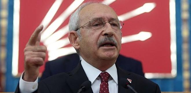 Kılıçdaroğlu: İntikam almaya çalışıyorlar