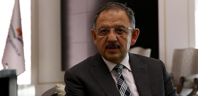 Mehmet Özhaseki: İstanbul adayında ufak tefek pürüzler var…