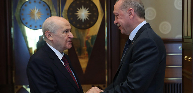 MHP, yedi kenti ve Meclis Başkanlığı'nı istiyor…