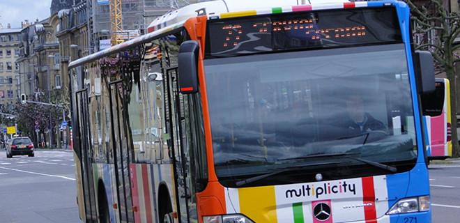 Lüksemburg'da ulaşım ücretsiz hale geliyor