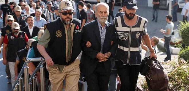Eski Bursa Valisi Şahabettin Harput'a 6 yıl 3 ay hapis cezası