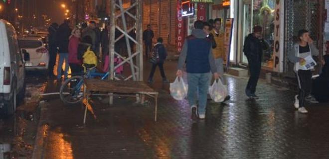Hakkari'nin Yüksekova ilçesinde 3.7 büyüklüğünde deprem