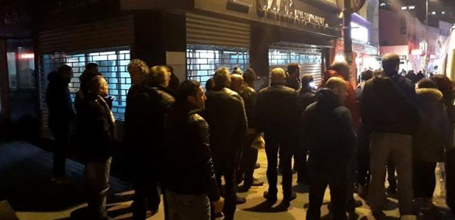 Beykoz'da kuyumcu soygunu girişimi