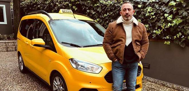 İsmim Güven, taksiciyim...