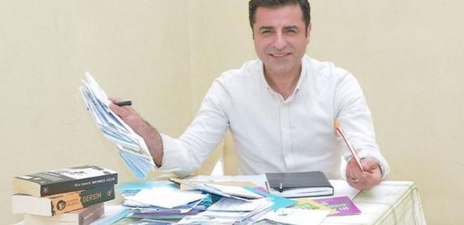 Selahattin Demirtaş'a mahkemeden ret…
