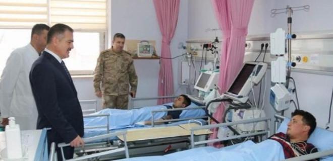 Hakkari'de 3 askeri üsse yıldırım düştü!