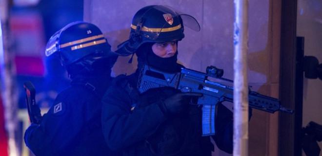 Fransız polisinden terör operasyonu...