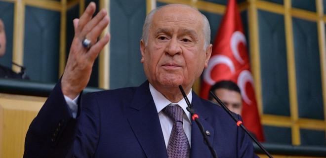 MHP lideri Bahçeli'den tren kazası açıklaması