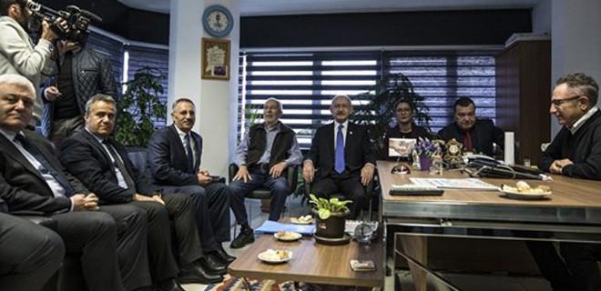 Kılıçdaroğlu: Kumpas kurulduğunu biliyoruz!