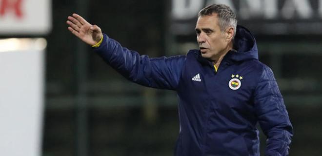 Ersun Yanal kararını verdi! Fenerbahçe ilk 11'inde büyük sürpriz...