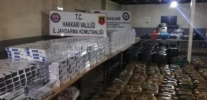 PKK'nın finans kaynağına ağır darbe!