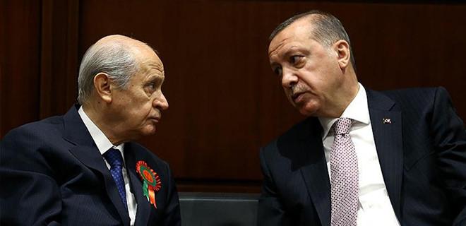 'AK Parti ile MHP, 27+3 formülünde anlaştı'