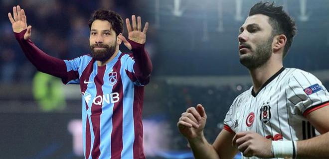 'Beşiktaş ve Trabzonspor takasa hazırlanıyor' iddiası!