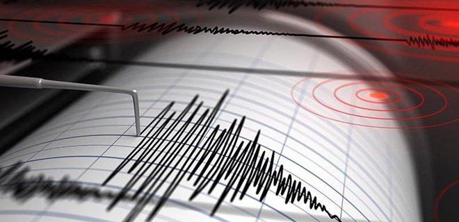 Tekirdağ'da 3.1 büyüklüğünde deprem!