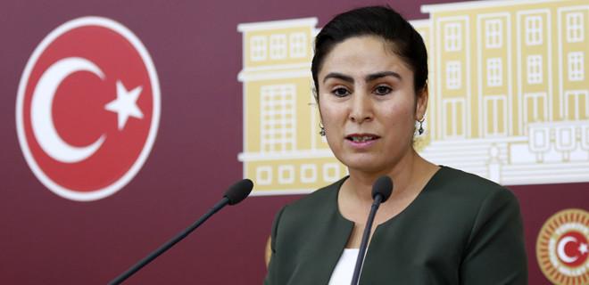 HDP'li vekil Ayşe Sürücü hakkında zorla getirilme kararı!