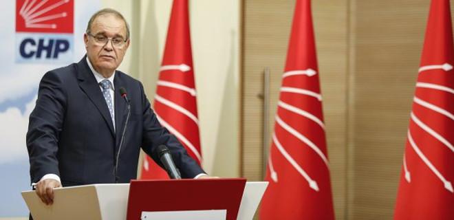 CHP Sözcüsü Öztrak: ABD'nin tehditleri bize sökmez!