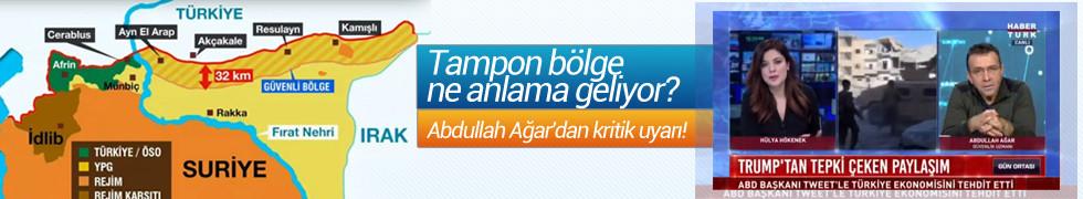 Abdullah Ağar'dan kritik uyarı!