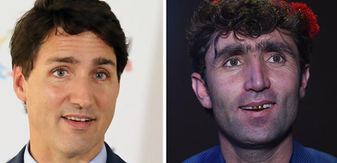Trudeau'nun kayıp ikizi sosyal medyayı salladı!