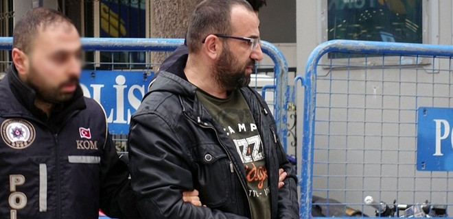 Ünlü çiğ köfteci FETÖ'den tutuklandı!