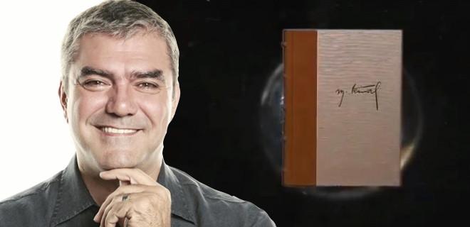 Özdil'den 2 bin 500 liraya Atatürk kitabı