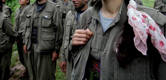 Teslim olan kadın terörist PKK'nın iç yüzünü anlattı