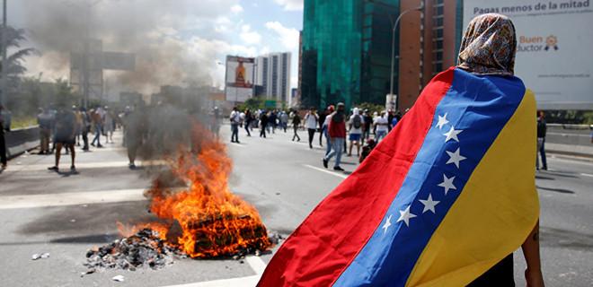 Rusya'dan ABD'ye 'Venezuela' uyarısı 'Felaket olur'