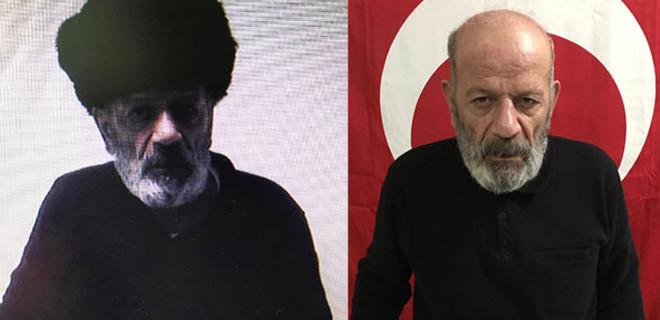 PKK'nın üst düzey ismi 3 kişiyle Adana'da yakalandı