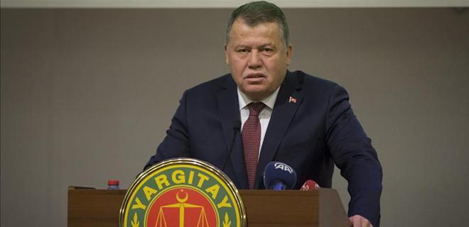 Yargıtay Başkanlığına İsmail Rüştü Cirit seçildi