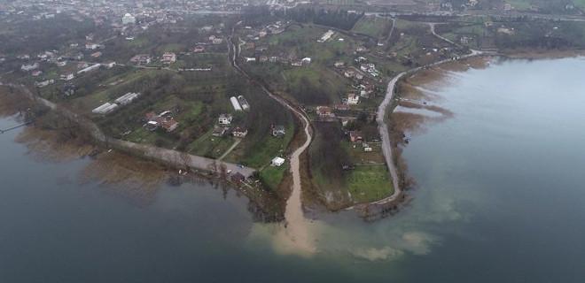 Çöp suları Sapanca'da içme suyuna karışıyor