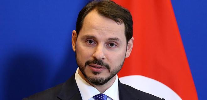 Hazine ve Maliye Bakanı Berat Albayrak'tan tanzim satış açıklaması