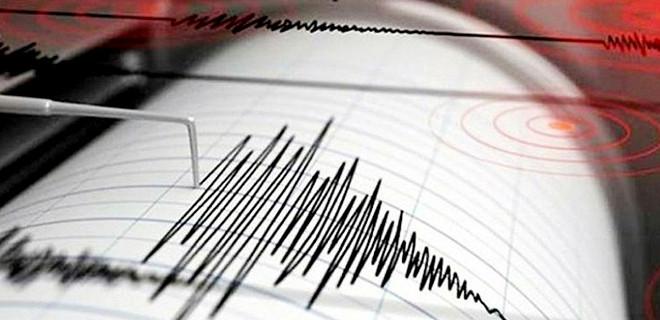 Muğla'da 4,0 büyüklüğünde deprem...